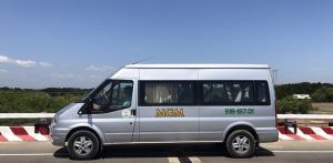 Ford Transit - Dòng xe du lịch 16 chỗ ưu việt cho mọi hành trình