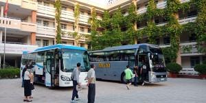 Dịch vụ cho thuê xe 29 chỗ giá rẻ tại Tp.HCM