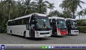 Dịch vụ cho thuê xe tour phục vụ cho chuyến du lịch riêng của bạn cùng gia đình
