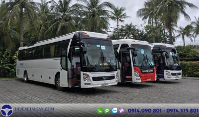Dịch vụ cho thuê xe tour phục vụ cho chuyến...