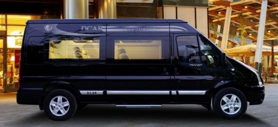 Cho thuê xe Limousine 9 chỗ cao cấp