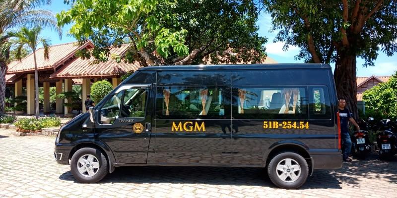 Dịch vụ cho thuê xe 16 chỗ tuyến TpHCM - Quảng Ngãi dịp Tết Nguyên đán