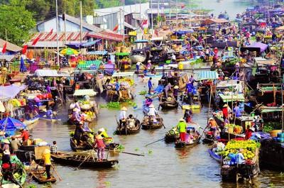 Hành trình khám phá Tây Nam Bộ - miền đất...