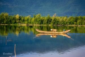 Đầm Lập An – bức tranh non nước hữu tình và loài hàu trứ danh