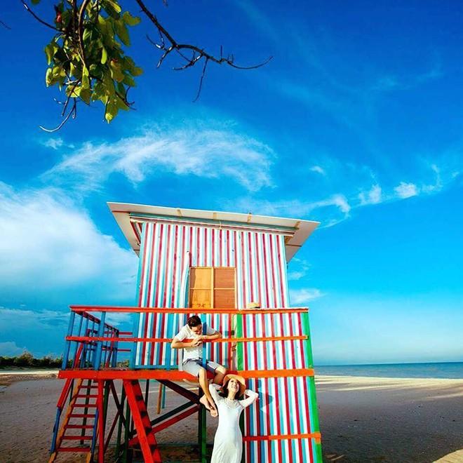 Review Hodota Resort – Khu cắm trại siêu xinh ở biển Suối Ồ