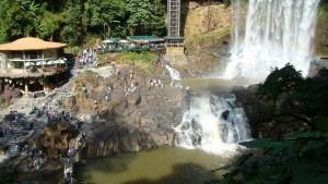 Thác Dambri - điểm du lịch hấp dẫn ở Lâm Đồng