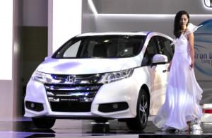 Honda Odyssey - Mẫu xe MPV gia đình mới cho Việt Nam