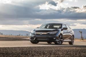 Chi tiết Honda Civic 2016 mẫu sedan thế hệ thứ 10
