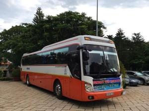 Thuê xe du lịch 45 chỗ dịp Tết Nguyên Đán tại TpHCM