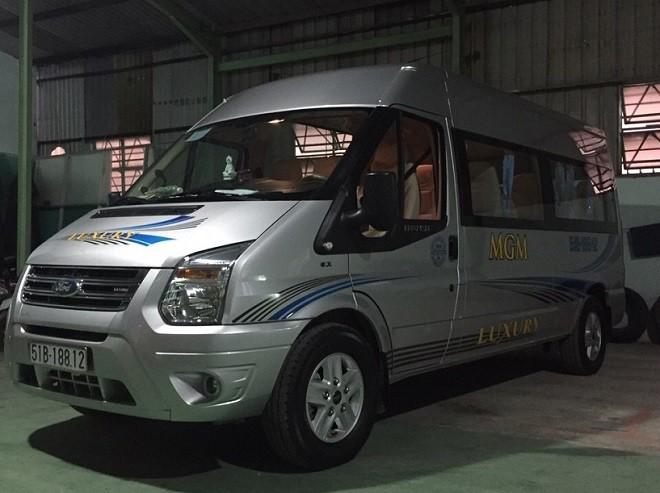 Thuê xe du lịch 16 chỗ đi Vũng Tàu ở đâu, giá bao nhiêu là tốt nhất ?