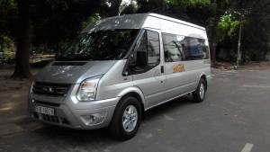 Cho thuê xe tháng Ford Transit 16 chỗ giá tốt