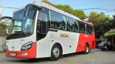 Cho thuê xe tháng Thaco Town 29 chỗ giá tốt