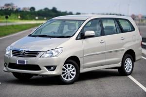 Cho thuê xe du lịch Toyota Innova 7 chỗ giá tốt