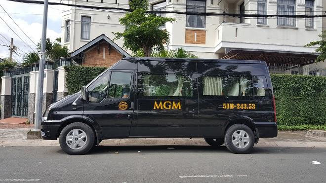 Thuê xe du lịch 16 chỗ đi Châu Đốc và những thông tin hữu ích