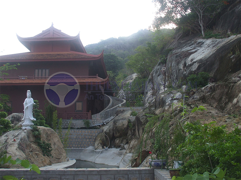 Núi Sam Châu Đốc An Giang - ThueXeTaiDay