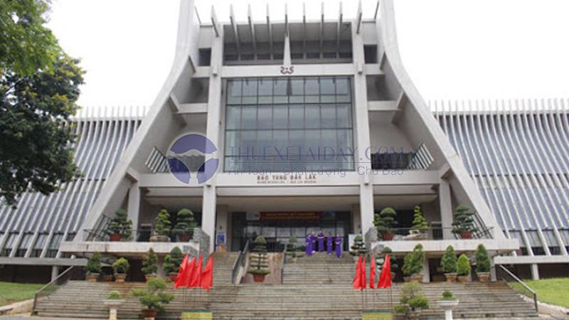 Bảo tàng Đắk Lắk - ThueXeTaiDay