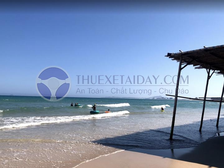 Bãi Dài Cam Ranh - ThueXeTaiDay