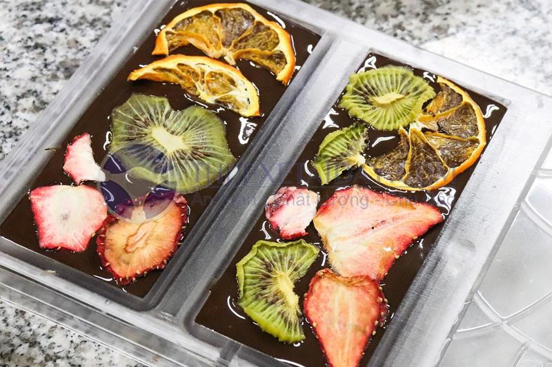 Hoa quả sấy Đà Lạt – món ăn vặt ai cũng thích mê