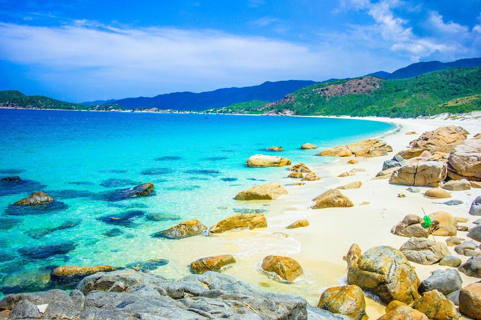 3 bãi biển tuyệt đẹp để cắm trại đón bình minh ở Ninh Thuận