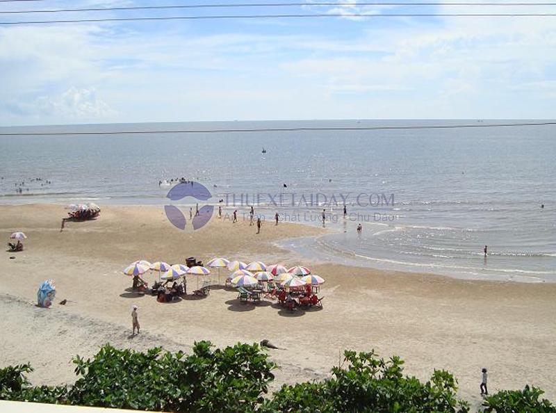 Bãi tắm biển Long Hải