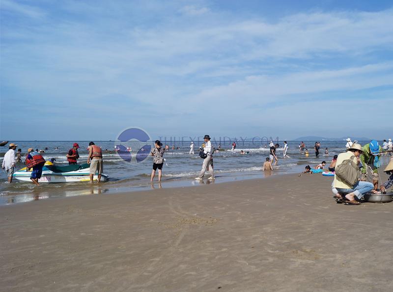 Thời tiết tại Long Hải